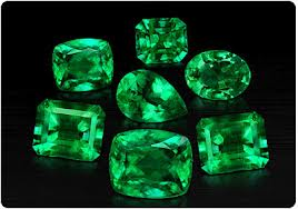 Green Emeralds