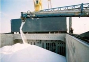 Urea Ship Loading
